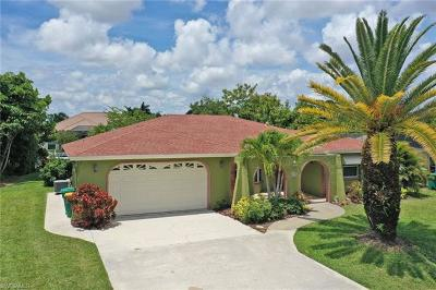 Naples Single Family Home For Sale: 2569 Clipper Way
