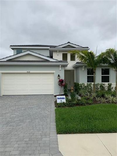 Fort Myers Single Family Home For Sale: 3628 Crimson Ln