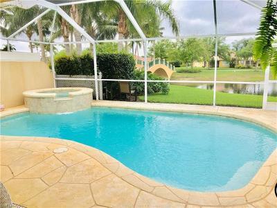 Naples Single Family Home For Sale: 7867 Ionio Ct