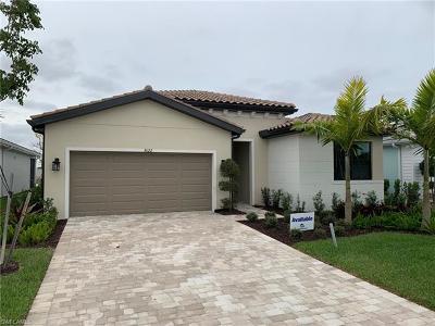 Fort Myers Single Family Home For Sale: 3622 Crimson Ln