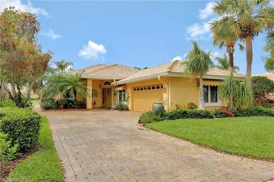 Bonita Springs Single Family Home For Sale: 13100 Southampton Dr