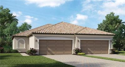 Fort Myers Single Family Home For Sale: 3605 Crimson Ln