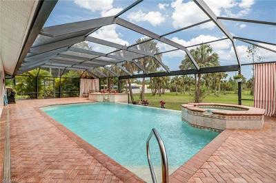 Naples Single Family Home For Sale: 2880 E Golden Gate Blvd