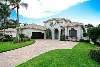 Bonita Springs Single Family Home For Sale: 27585 River Reach Dr