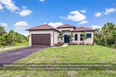 Naples Single Family Home For Sale: 2642 NE 18th Ave