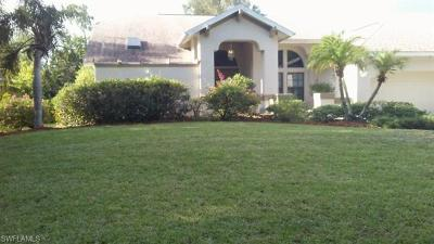 Fort Myers Single Family Home For Sale: 11735 Timberline Cir