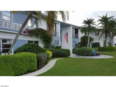 Naples Condo/Townhouse For Sale: 1624 N Gulf Shore Blvd #107