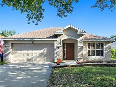 Fort Myers Single Family Home For Sale: 17813 Oakmont Ridge Cir