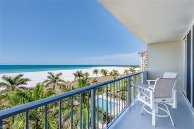 Marco Island Condo/Townhouse For Sale: 140 Seaview Ct #603S