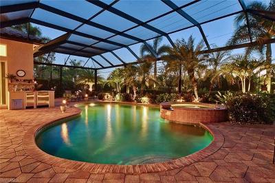 Naples Single Family Home For Sale: 11543 W Longshore Way