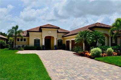 Naples Single Family Home For Sale: 9456 Italia Way