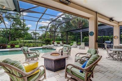 Bonita Springs Single Family Home For Sale: 26291 Siena Dr