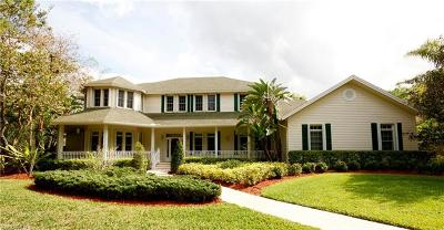 Naples Single Family Home For Sale: 5760 Golden Oaks Ln