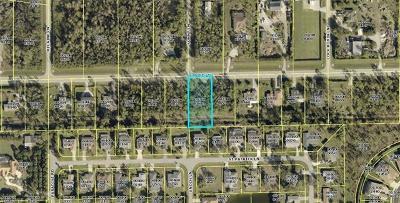 Bonita Springs Residential Lots & Land For Sale: 10320 Strike Ln