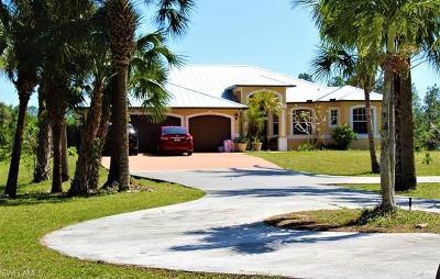 Naples Single Family Home For Sale: 1740 Randall Blvd