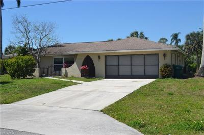Naples Single Family Home For Sale: 2995 SW 43rd St