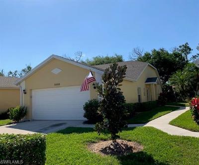 Naples Single Family Home For Sale: 5668 Greenwood Cir