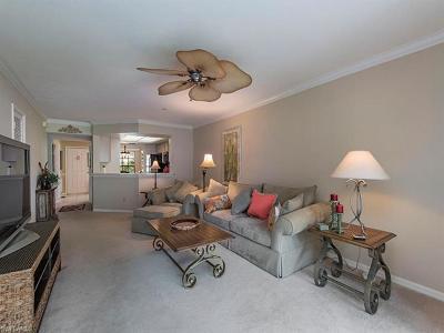 Naples Condo/Townhouse For Sale: 774 Wiggins Lake Dr #106