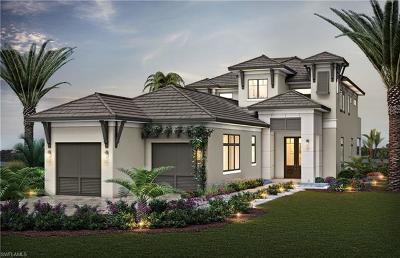 Naples Single Family Home For Sale: 16639 Isola Bella Ln