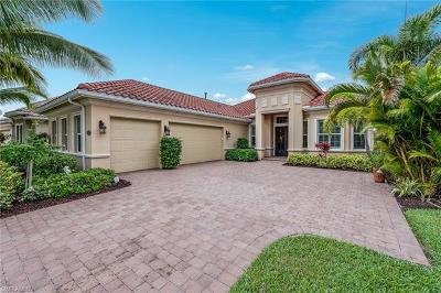Naples Single Family Home For Sale: 9335 Chiasso Ct