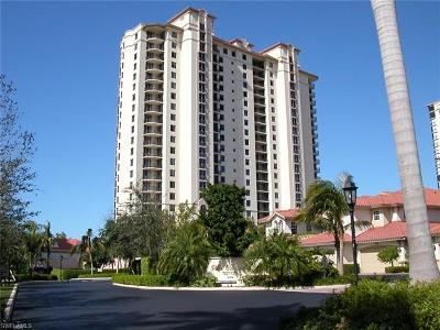 Naples Condo/Townhouse For Sale: 7225 Pelican Bay Blvd #1001
