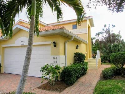 Estero Condo/Townhouse For Sale: 3401 Morning Lake Dr #202