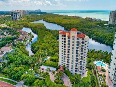 Condo/Townhouse For Sale: 8990 Bay Colony Dr #203