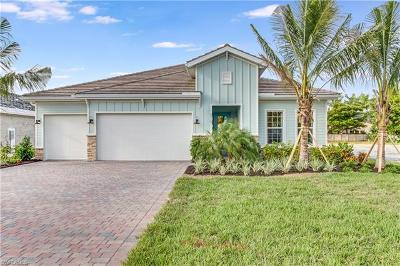 Fort Myers Single Family Home For Sale: 8910 Rails End Ct