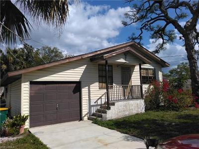 Naples Single Family Home For Sale: 2583 Pine