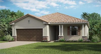 Naples Single Family Home For Sale: 4267 Raffia Palm Cir