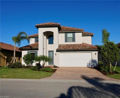 Single Family Home For Sale: 1560 Vizcaya Ln