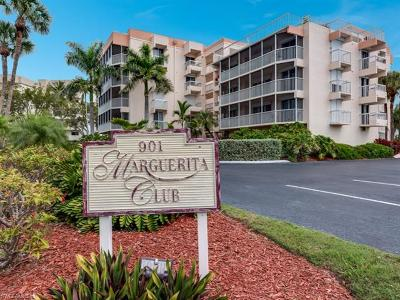 Marco Island Condo/Townhouse For Sale: 901 Huron Ct #D3