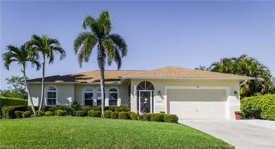 Marco Island Single Family Home For Sale: 240 Columbus Way