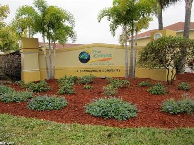 Fort Myers Condo/Townhouse For Sale: 8555 Bernwood Cove Loop #102