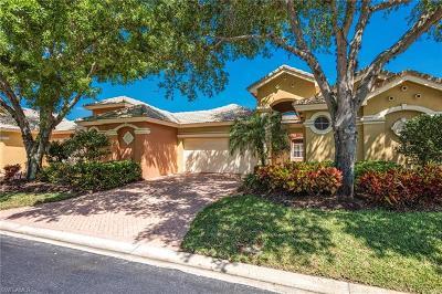 Bonita Springs Single Family Home For Sale: 25413 Alicante Dr