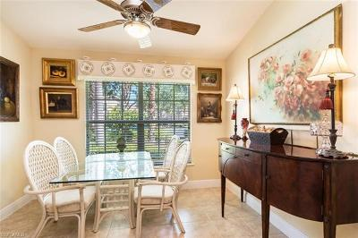 Naples Single Family Home For Sale: 3530 Avion Woods Ct #301