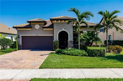 Estero Single Family Home For Sale: 20457 Corkscrew Shores Blvd