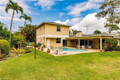 Naples Single Family Home For Sale: 2599 N 13th St