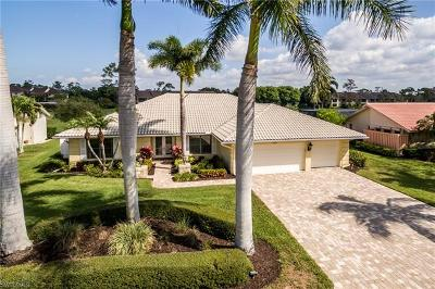 Naples Single Family Home For Sale: 5409 Foxhound Dr