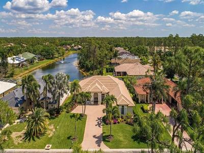 Naples Single Family Home For Sale: 9917 Clear Lake Cir