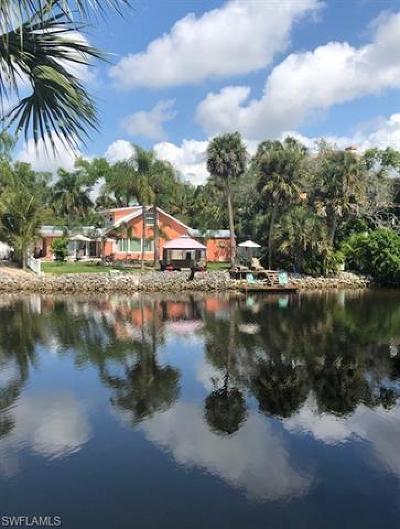 Bonita Springs Single Family Home For Sale: 27271 S Riverside Dr