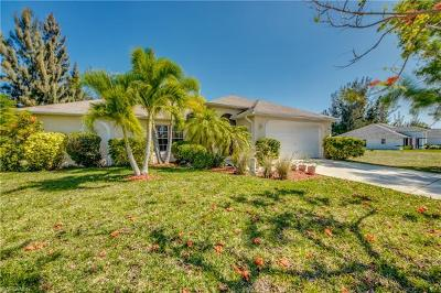 Cape Coral Single Family Home For Sale: 1421 SW 24th St