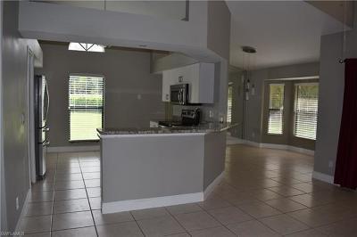 Naples Single Family Home For Sale: 10841 Breaker Ln