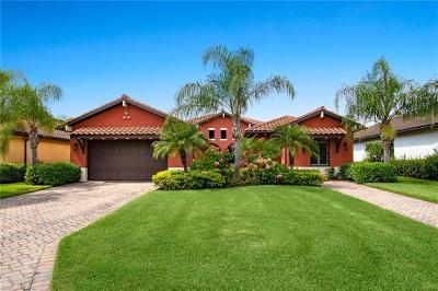 Fort Myers Single Family Home For Sale: 10198 Belcrest Blvd