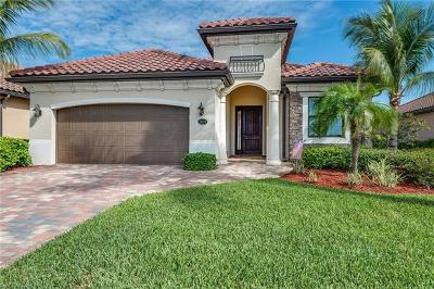 Single Family Home For Sale: 2878 Aviamar Cir