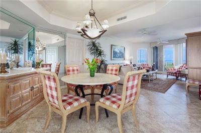 Condo/Townhouse For Sale: 7117 Pelican Bay Blvd #807