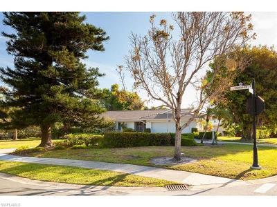 Single Family Home For Sale: 3800 Crayton Rd