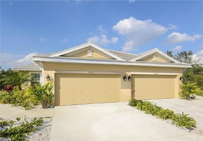 Fort Myers Single Family Home For Sale: 10407 Sant Santiva Way Way #52035