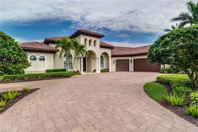 Bonita Springs Single Family Home For Sale: 28547 Talori Ter