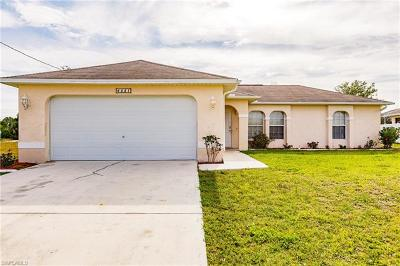 Cape Coral Single Family Home For Sale: 4021 NE 22nd Ave